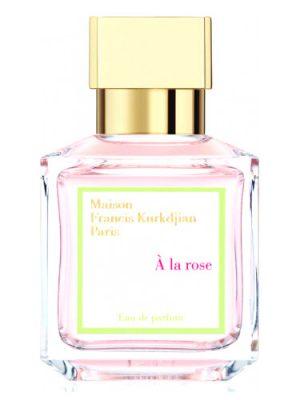 A La Rose Maison Francis Kurkdjian