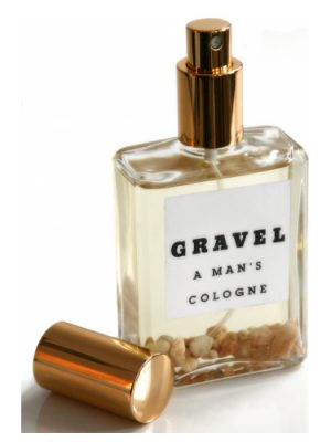 A Man's Cologne Gravel