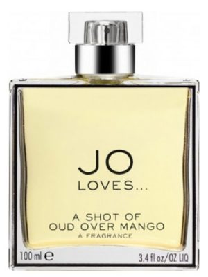 A Shot Of Oud Over Mango Jo Loves