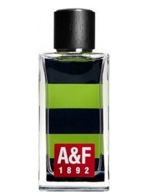 A & F 1892 Green Abercrombie & Fitch