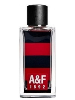 A & F 1892 Red Abercrombie & Fitch