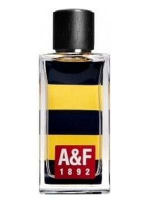 A & F 1892 Yellow Abercrombie & Fitch
