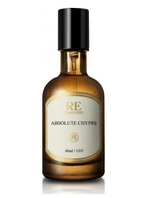 Absolute Chypre 绝对素心兰 RE CLASSIFIED RE调香室