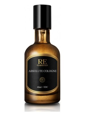 Absolute Cologne 绝对古龙 RE CLASSIFIED RE调香室