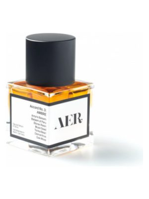 Accord No. 03: AMBRE AER Scents