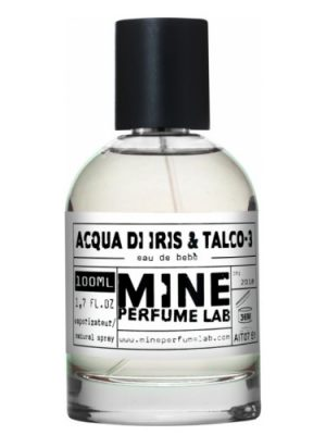 Acqua Di Iris & Talco-23 Mine Perfume Lab