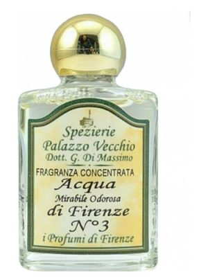 Acqua Mirable Odorosa di Firenze No. 3 I Profumi di Firenze