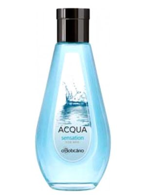 Acqua Sensation For Men O Boticário