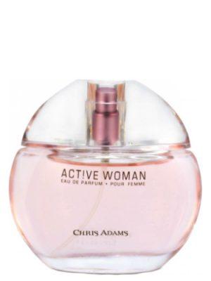 Active Woman Chris Adams
