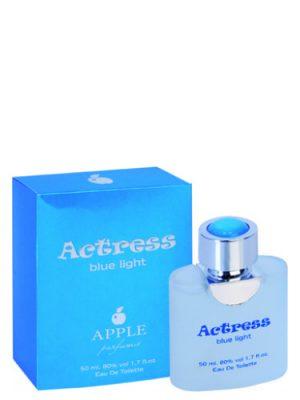Actress Blue Light Apple Parfums
