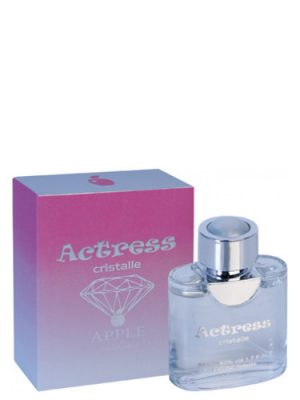 Actress Cristalle Apple Parfums