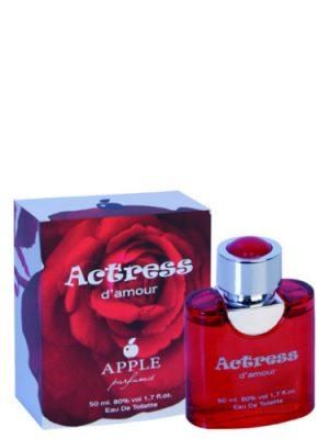 Actress D'Amor Apple Parfums