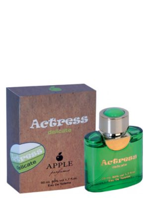 Actress Delicate Apple Parfums