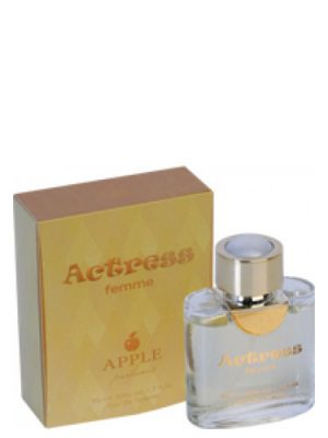 Actress Femme Apple Parfums