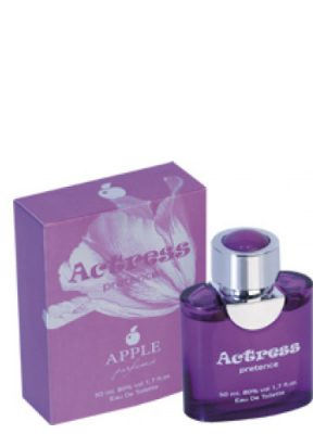 Actress Pretence Apple Parfums