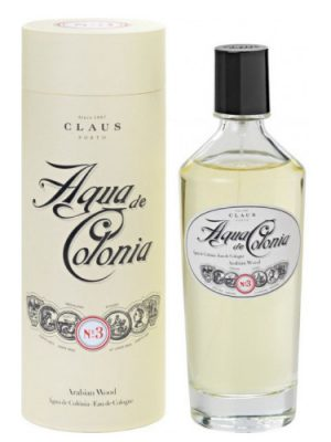Agua De Colonia No.3 Arabian Wood Claus Porto
