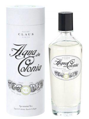 Agua De Colonia No.4 Spearmint Tea Claus Porto