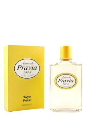 Agua de Pravia 1905 Heno de Pravia