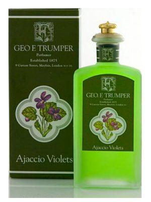 Ajaccio Violets Cologne Geo. F. Trumper