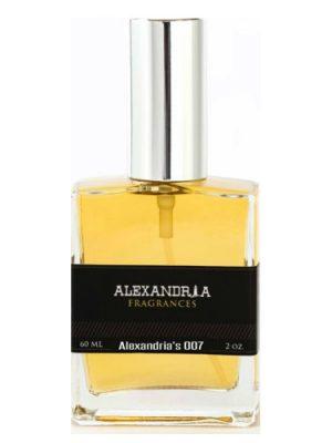Alexandria's 007 Alexandria Fragrances