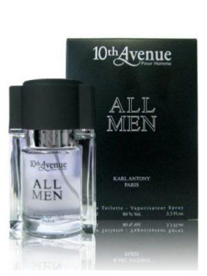All Men 10th Avenue Karl Antony