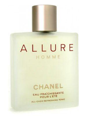 Allure Homme Eau Fraichissante Pour l'Ete Chanel