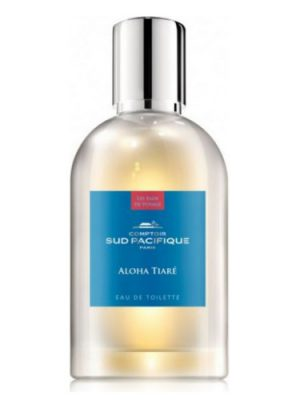 Aloha Tiare Eau de Parfum Comptoir Sud Pacifique