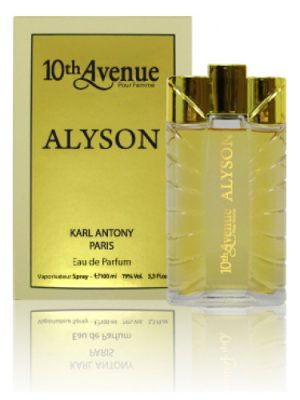 Alyson 10th Avenue Karl Antony