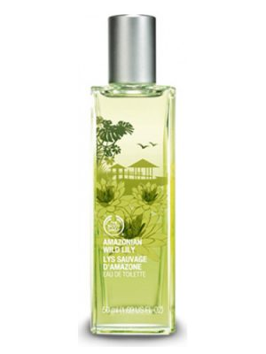 Amazonian Wild Lily The Body Shop