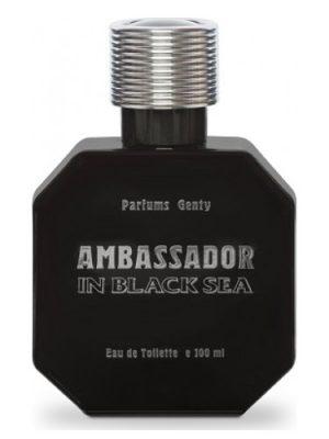 Ambassador in Black Sea Parfums Genty