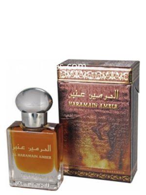 Amber Al Haramain Perfumes