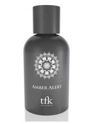Amber Alert The Fragrance Kitchen