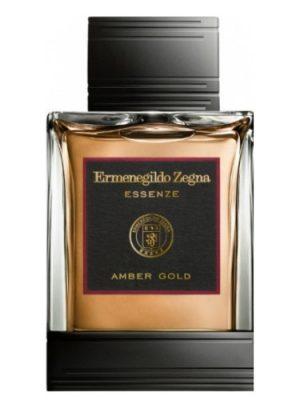 Amber Gold Ermenegildo Zegna