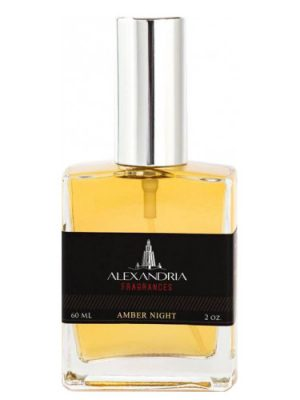 Amber Night Alexandria Fragrances