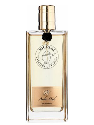 Amber Oud Nicolai Parfumeur Createur