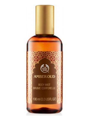 Amber Oud The Body Shop