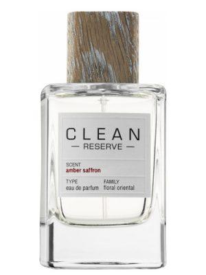 Amber Saffron Clean