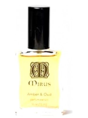 Amber & Oud Mirus Fine Fragrance