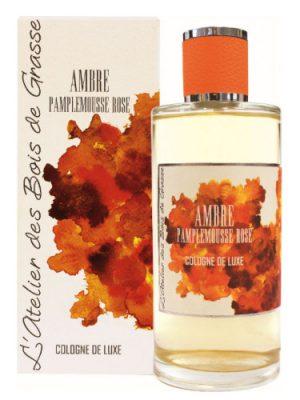Ambre Pamplemousse Rose L'Atelier des Bois de Grasse