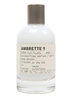 Ambrette 9 Le Labo