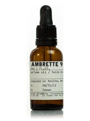 Ambrette 9 Perfume Oil Le Labo