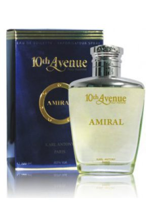 Amiral 10th Avenue Karl Antony