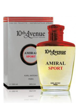 Amiral Sport 10th Avenue Karl Antony