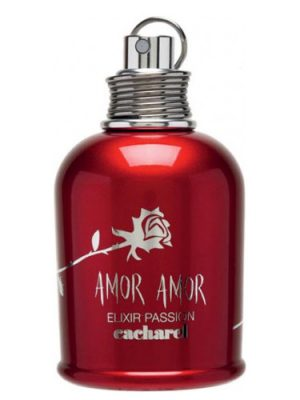 Amor Amor Elixir Passion Cacharel