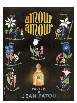 Amour Amour Jean Patou