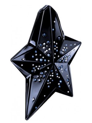 Angel Black Brilliant Star Mugler