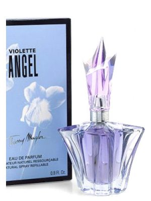Angel Garden Of Stars - Violette Angel Mugler
