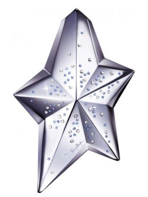 Angel Silver Brilliant Star Mugler