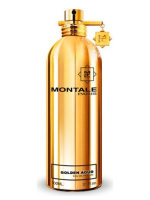 Aoud Collection - Golden Aoud Montale