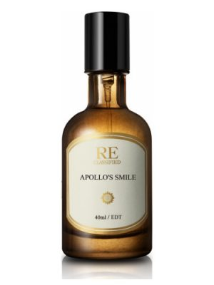 Apollo's Smile 阿波罗的微笑 RE CLASSIFIED RE调香室